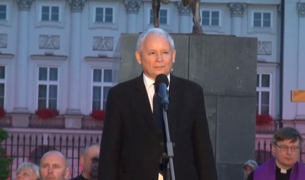 hdgusdvrsvgre - SONDA: Jarosław Kaczyński przejdzie do historii jako mąż stanu? TAK CZY NIE