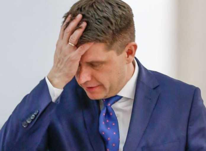 bxcxvyhberdxhfc - To polityczny koniec Petru? Jego nowa partia ma śmieszne poparcie!