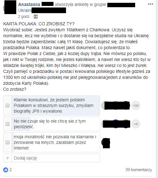 segsdvbx - Młodzi Ukraińcy udają Polaków i dostają darmowe studia w Polsce + wysokie stypendium! [ZOBACZ]