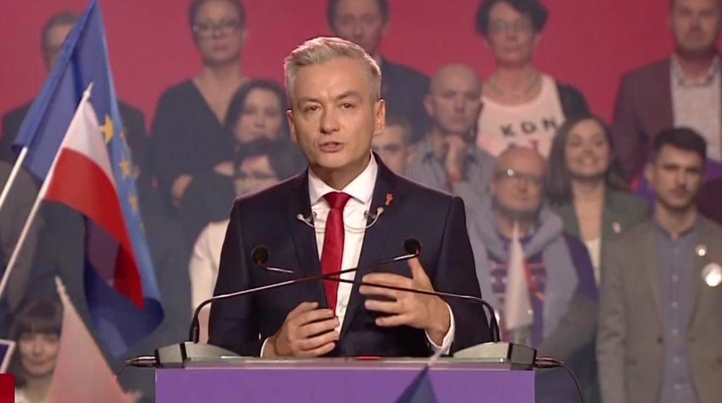 SDGZS 1024x572 - Robert Biedroń ogłosił powstanie własnej partii. Znamy już jej nazwę!
