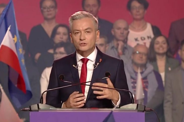 SDGZS 730x485 - Robert Biedroń ogłosił powstanie własnej partii. Znamy już jej nazwę!
