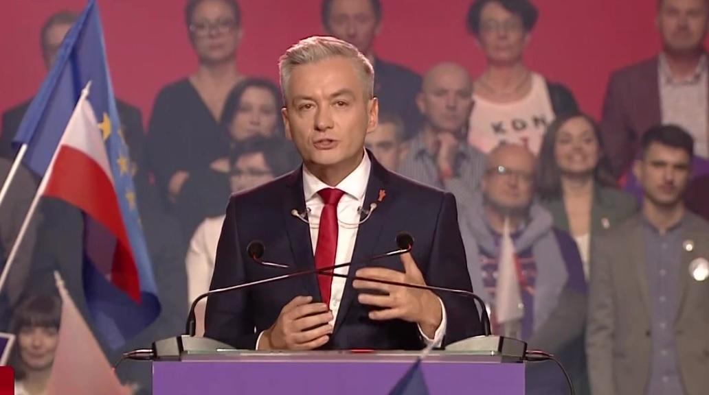 SDGZS - Robert Biedroń ogłosił powstanie własnej partii. Znamy już jej nazwę!