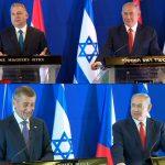 ergsgxd 150x150 - Premierzy V4 polecieli do Izraela, na pytania o Polskę odpowiadali z uśmiechem. Netanhaju w dobrym humorze