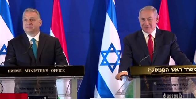 ikugi - Viktor Orban w Izraelu: ogłosił, że Węgry otworzą przedstawicielstwo handlowe w Jerozolimie
