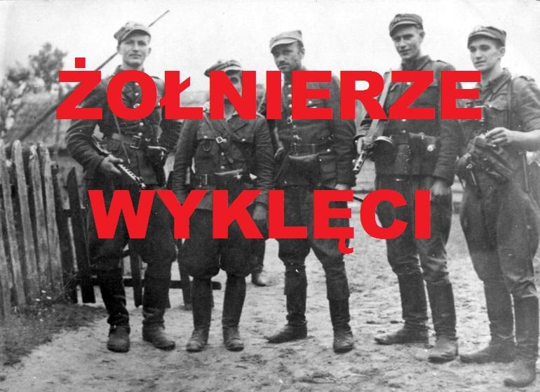 """Żołnierze wyk - Oddaj swój głos! NASZA SONDA: """"Żołnierze Wyklęci"""" to BOHATERZY czy BANDYCI?  Zobacz wyniki!"""