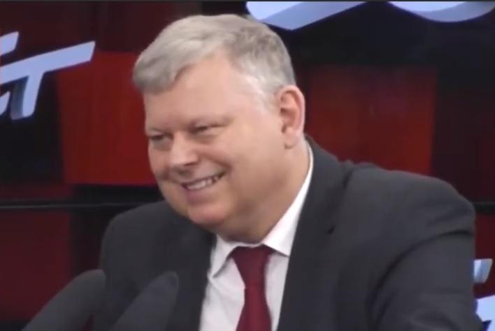 """suskicarycapraworzodnosc - """"Przywróciłem praworządność!"""" czyli M. Suski wynosi plakat PO w Sejmie [ZOBACZ VIDEO]"""