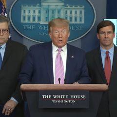 donald Trump glosowanie korespondencyjne