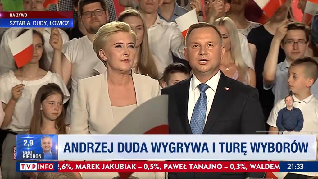ahserhse 1024x576 - WYNIKI WYBORÓW 2020: Andrzej Duda wygrywa I turę wyborów!